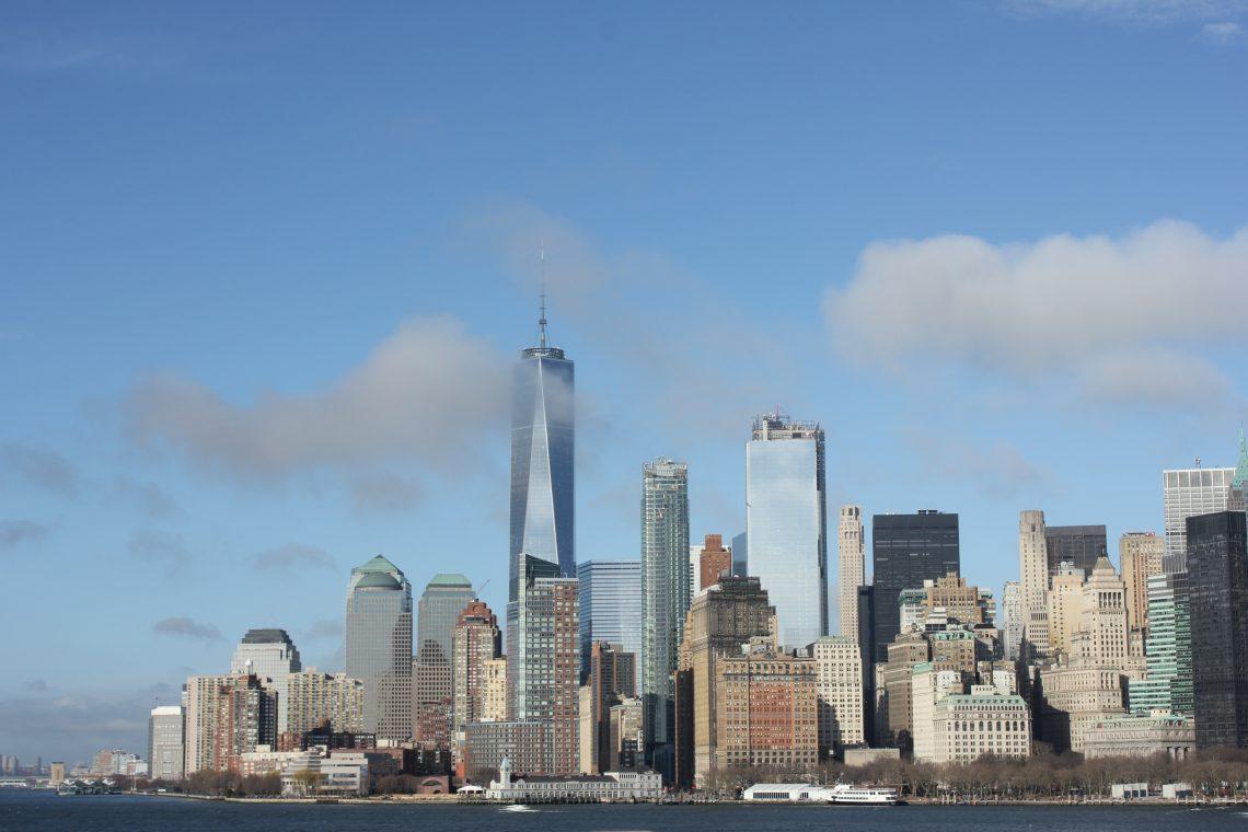 Belangrijke Gebouwen New York.Niet Te Missen In New York