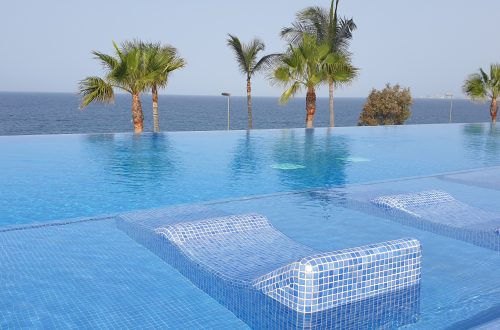 Infinity pool RIU Gran Canaria Maspalomas